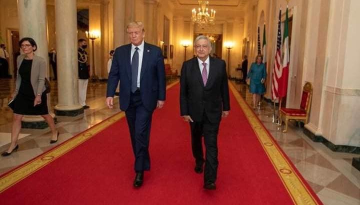 Discurso del presidente Andrés Manuel López Obrador en Washington.