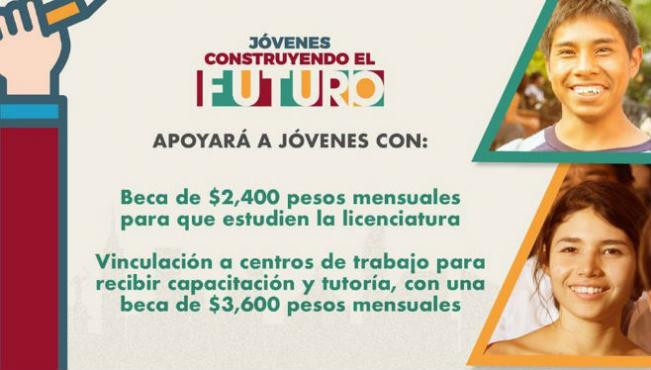 """Inicia el programa """"Jóvenes Construyendo el futuro"""" 10/01/2019"""