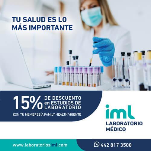 Laboratorio IML
