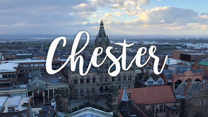 The Best of Chester, England