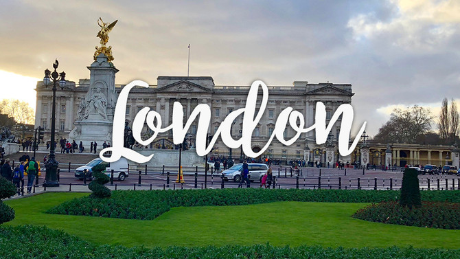 The Best of London, England