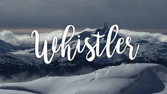 The Best of Whistler, Canada