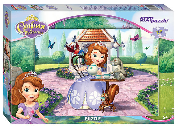 Step Puzzle-260 Արքայադուտր Սաֆիա