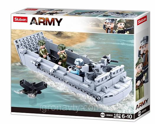 Կոնստրուկտոր՝ Բանակ Ռազմական նավ 182կտ