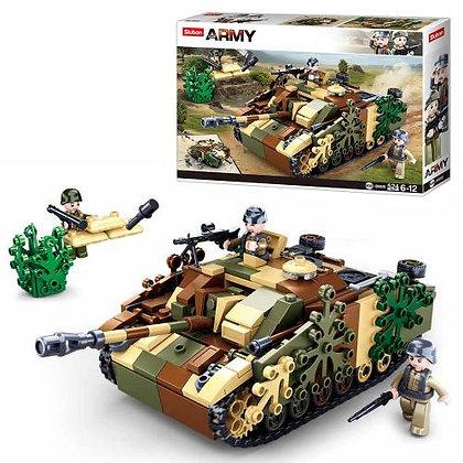 Կոնստրուկտոր՝ Բանակ Տանկ 524կտ