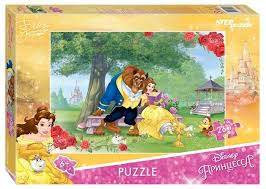 STEP puzzle 260 «Красавица и Чудовище-2»