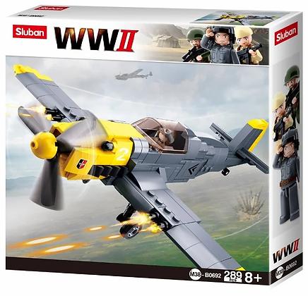 WWII 289կտ Ռազմական ինքնաթիռ