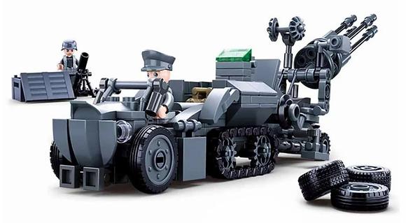 Կոնստրուկտոր՝ Բանակ 4-ը 1-ում մեքենա 368կտ