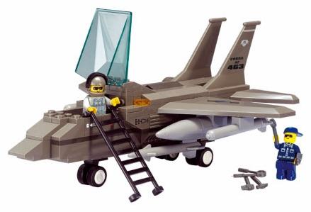 Կոնստրուկտոր՝ բանակ ռազմական ինքնաթիռ 142դետալ