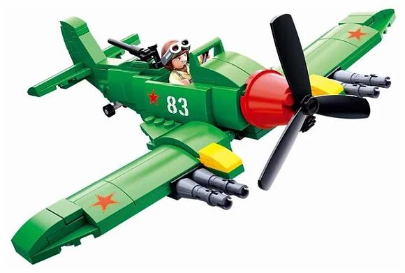 Կոնստրուկտոր՝ WWII Իլյուշին ինքնաթիռ 170կտ