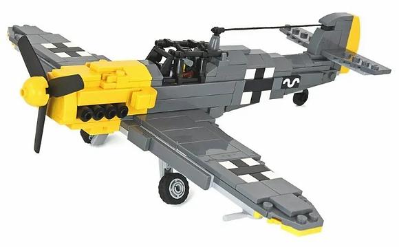 Կոնստրուկտոր՝ WWII Ռազմական ինքնաթիռ 289կտ
