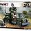 Thumbnail: Կոնստրուկտոր ռազմական ավտոմեքենա 243 դետալ