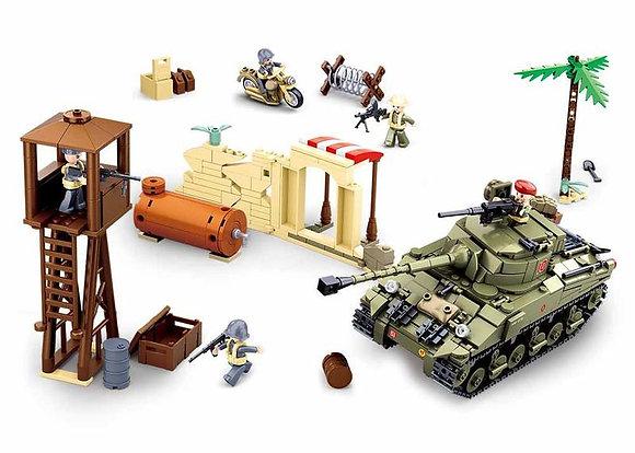 Կոնստրուկտոր՝ Բանակ Մեծ տանկ 790կտ