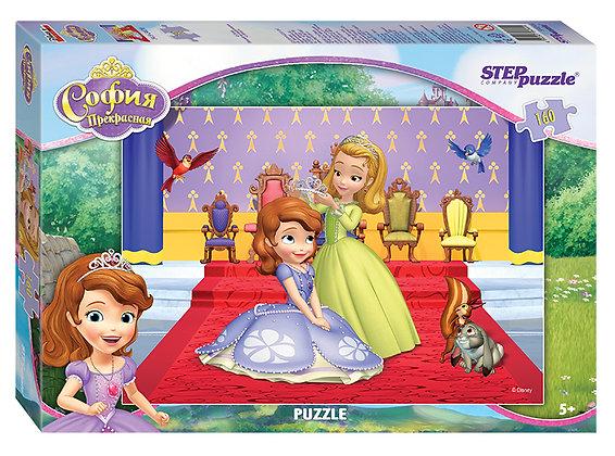 Puzzle 160 «Արքայադուստր Սոֆիա»