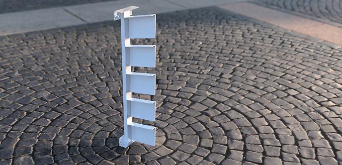 Shoe Rack Vertical