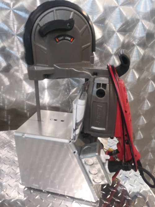 Bandsaw with aluminum stand & switch