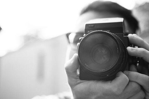 8mm Cine Camera