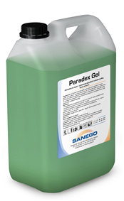 Paradex Gel 3 x 5 Liter (Golvsåpa)