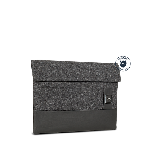 8803 black mélange MacBook Pro and Ultrabook sleeve 13.3