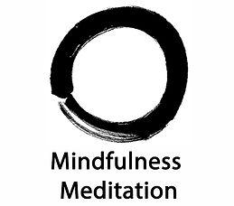 Mindful Meditation with Kerry Alan Rasp Logo