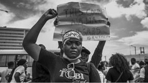 #SARSMUST END PROTESTS OCTOBER 2020