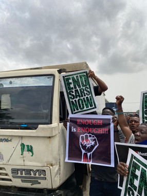 #EndSARS Protests October 2020