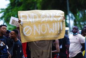 #EndSARS Protests, October 2020