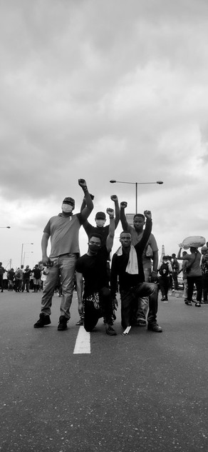 #SARSMUSTEND PROTESTS, SURULERE EXPERIENCE, OCTOBER 2020