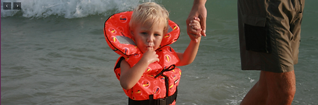 Boat trip with kids in Phuket with Baltic lifejacket kids-on-board #kids-on-board.se