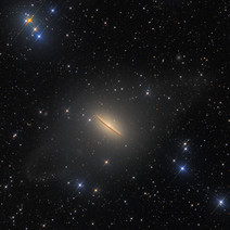 Messier M104 Tidal Streams and Halo