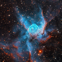 NGC 2359 Thor Nebula