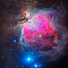 Orion Nebula in 25mins