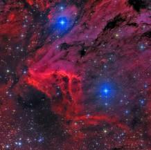 Pelican Nebula in HaLRGB (NASA APOD)