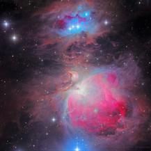 Orion Nebula HDR