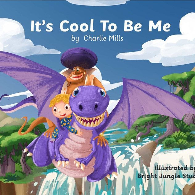 It's Cool To Be Me - Charlie Mills
