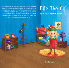 Elle The Elf and The Shadow Monster Cove