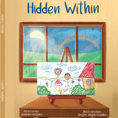 Hidden Within - Danielle Hudgins