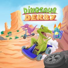 Dinosaur Derby - Derek Taylor Kent