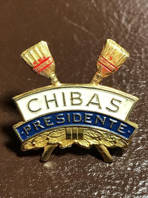 CUBA CHIBAS PRESIDENTE