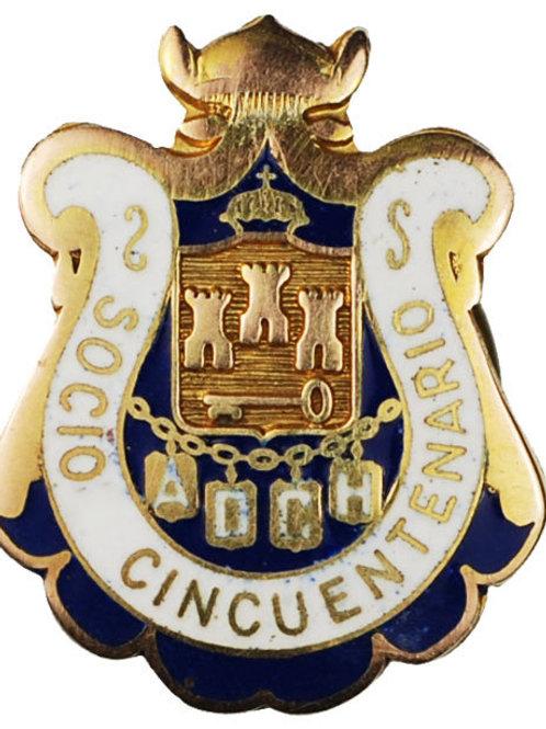 1950s ASOCIACION DE DEPENDIENTESY COMERCIANTES DE LA HABANA PIN