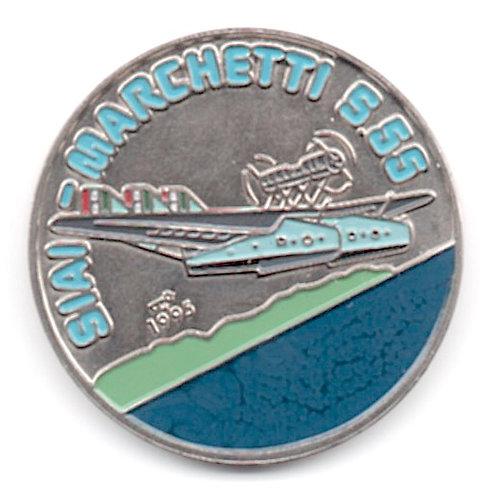 1 PESO 1995 CUBA UNCIRCULATED SIAI-MARCHETTI