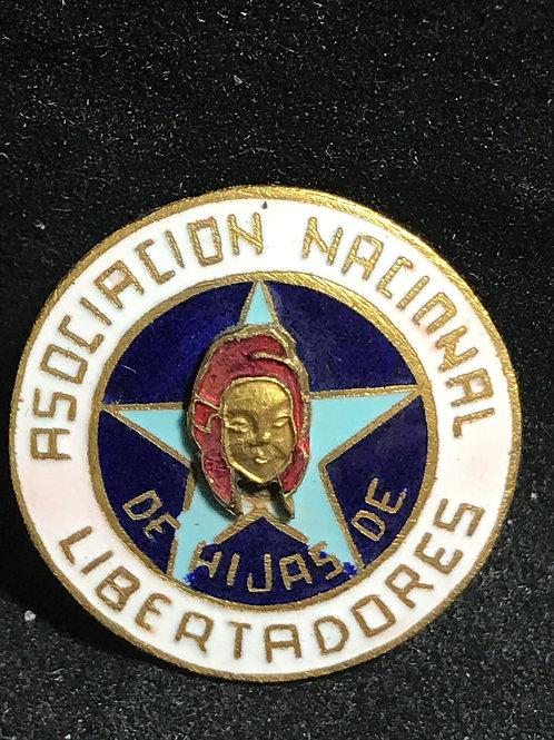 Associacion nacional de hijas de libertadores