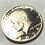 Thumbnail: 1974-S  Proof John F Kennedy Half Dollar