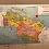 Thumbnail: RON BACARDI Mapa de la Provincia De Camagüey Cuba.