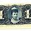 Thumbnail: CUBA 1896 BANCO ESPAÑOL DE LA ISLA DE CUBA 1 PESO COLONIAL.