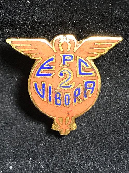 E P C Vibora 2 - HABANA CUBA. Pin.