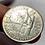 Thumbnail: CUBA 40 centavos 1952 silve súper condición #0011