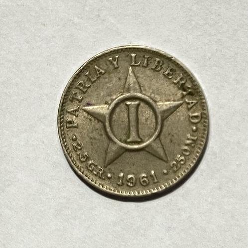 1 centavo cuba 1961