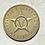 Thumbnail: CUBA 5 centavos 1916 año escaso súper condicion