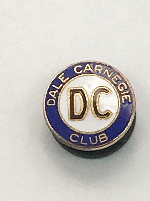 1950s CUBA CLUB DALE CARNEGIE PIN